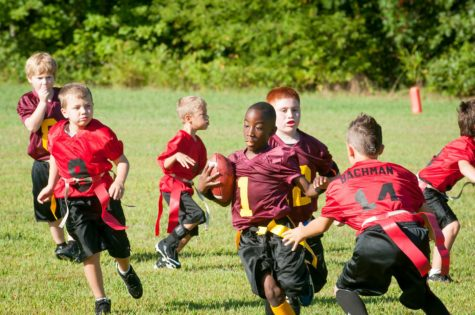 Kids Who Play Sports Have Lower Risk Of Depression, Study Finds