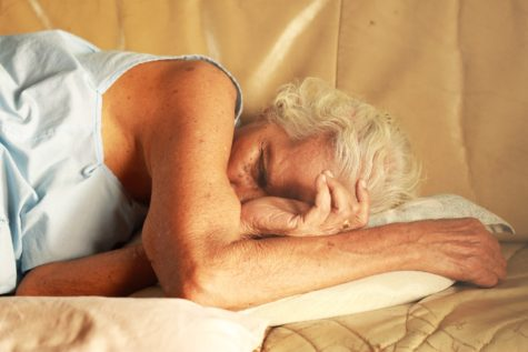 Study: Sleeping 9 Hours Doubles Risk Of Dementia