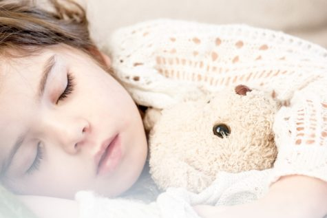 Study: Naps Help Preschoolers Learn, Remember More