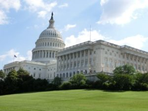 Politics: Capitol building