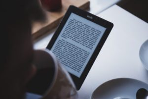 e-book, kindle