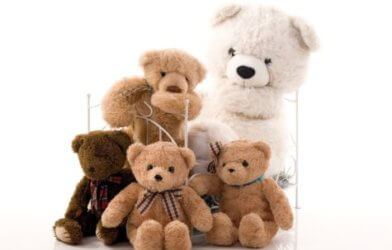 stuffed animal sleepovers