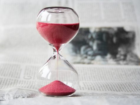 Hourglass, deadline