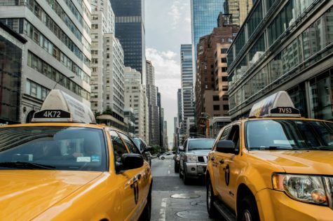Study: Take A Yellow Taxi Cab For A Safer Ride