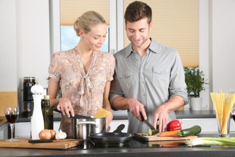 More You Eat Home-Cooked Meals, The Better Your Diet, Study Finds