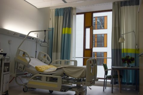 Hospital Room Floors Covered In Bacteria From C.diff To MRSA, Study Finds
