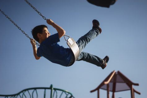 Playing On Swing Set Teaches Kids How To Get Along, Study Finds