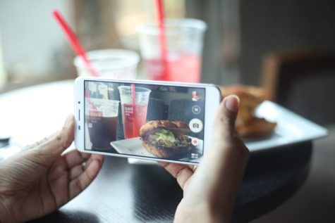 Study: Posting 'Food Porn' On Instagram Can Help You Lose Weight