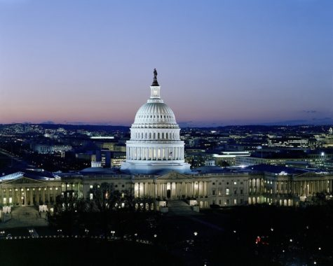 Trust in the government in Washington is at record lows, a new survey finds.