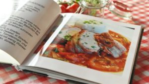 Cookbook photo