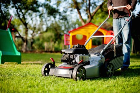 Lawn Mowers Inflict Serious Injury Upon 13 Kids A Day, Study Finds