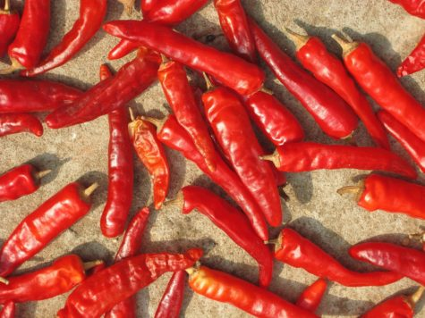 Study: Chili Peppers, Marijuana Help Relax Ailing Stomach