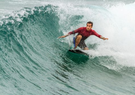 No Wipeouts: Study Reveals A Wave's 'Sweet Spot' For Surfers