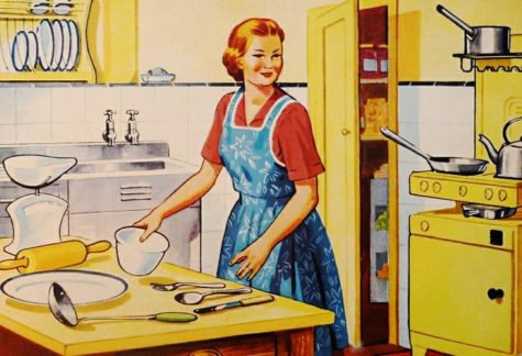 Women Do The Bulk Of Household Chores, Especially In Middle-Age, Study Finds