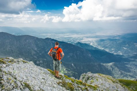 Survey Reveals Surprising Age When People Are Most Adventurous