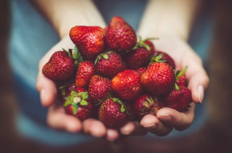 Study Suggests Strawberries May Help Prevent Breast Cancer