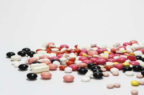 Pills, medications, painkillers generic