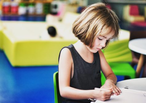 Study: First Grade Significantly Boosts Child's Focus, Ability To Follow Rules
