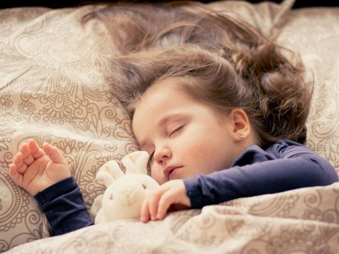 Regular Bedtime For Preschoolers Reduces Odds Of Obesity, Study Says