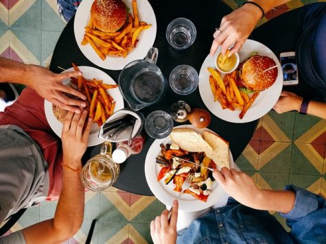 Eating Sparks Rush Of Endorphins — Whether A Meal Was Tasty Or Not, Study Finds