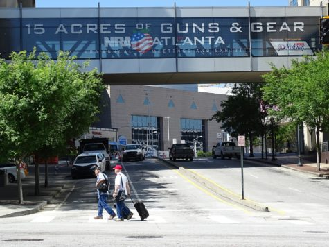 Gun Injuries Fall By 20% During NRA Conferences, Study Shows