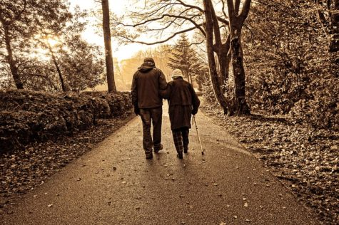 STUDY Slow Walkers More Likely To Develop Dementia