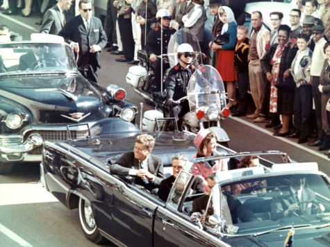 Gunfire In JFK Assassination Couldn't Have Come From Shooter On 'Grassy Knoll,' Study Finds