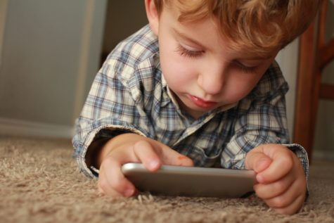 Shock Study: Quarter Of Children 6 And Under Own A Smartphone