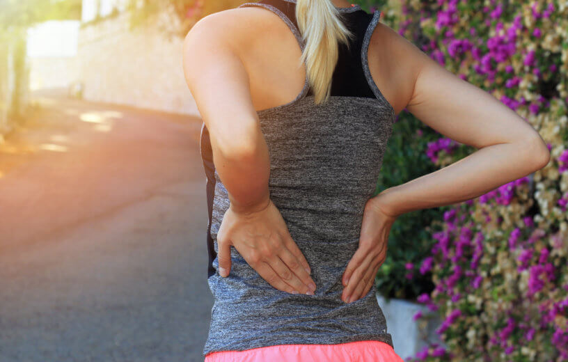 Study: Lower Back Pain Greatly Eased With Self-Administered