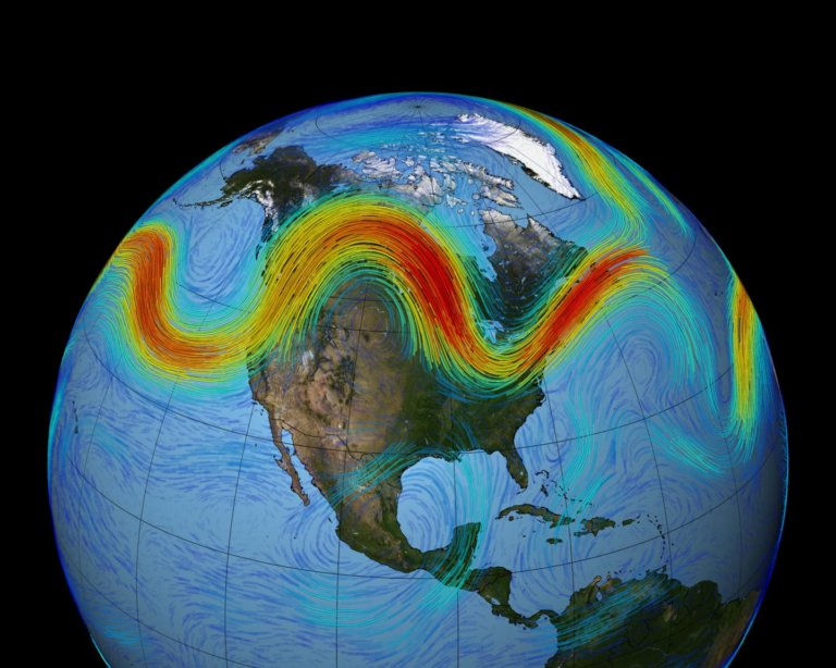 STUDY: Extreme Weather From 'Wavy' Jet Stream Not Due To Arctic Warming