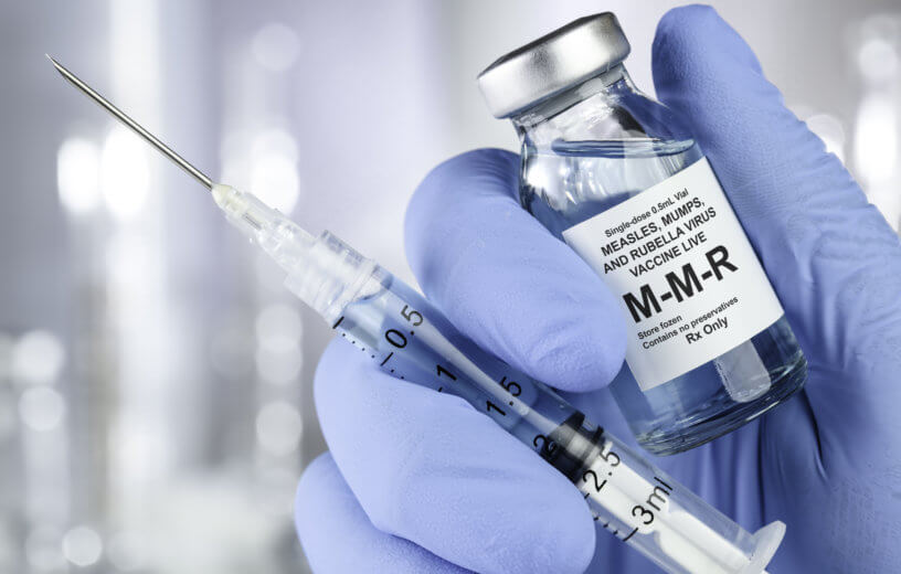 MMR (Measles, Mumps, Rubella) vaccine