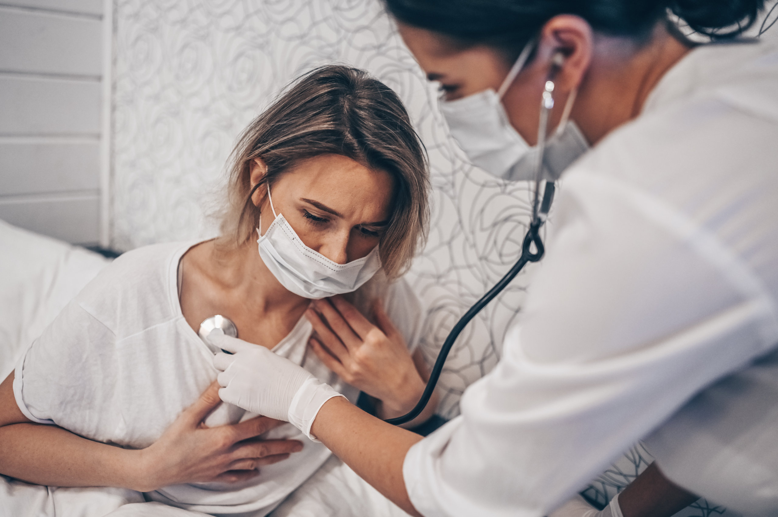 Study: 3 in 4 COVID patients still have symptoms 6 months after getting sick -