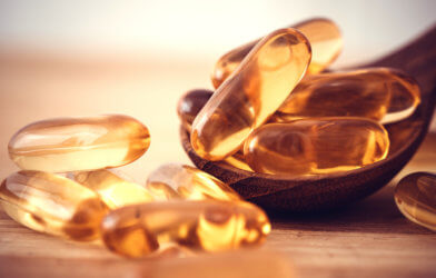 Fish oil or Vitamin D supplement