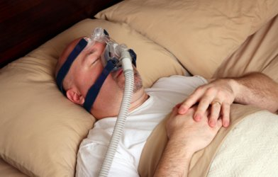 CPAP breathing sleep COVID-19