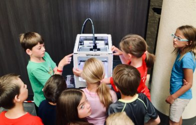 children 3d printer