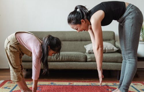 parent child exercise