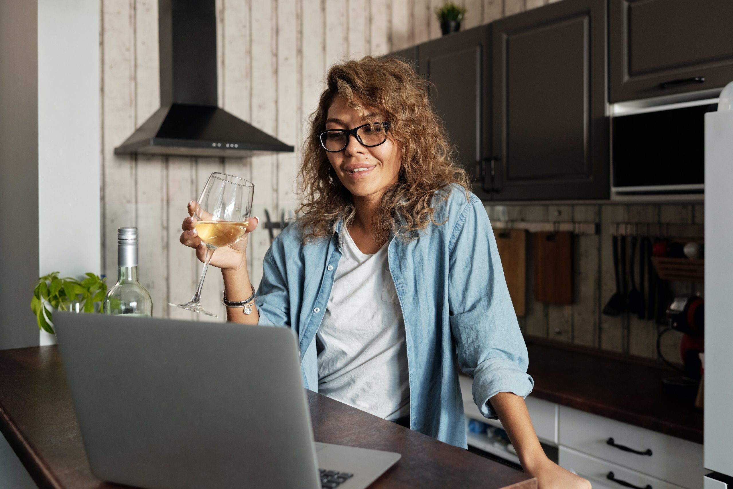 SURVEY: Half Remote Workers Admit Drinking During Workday…
