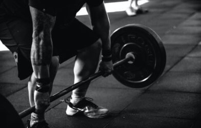 Weight Lifting Muscles