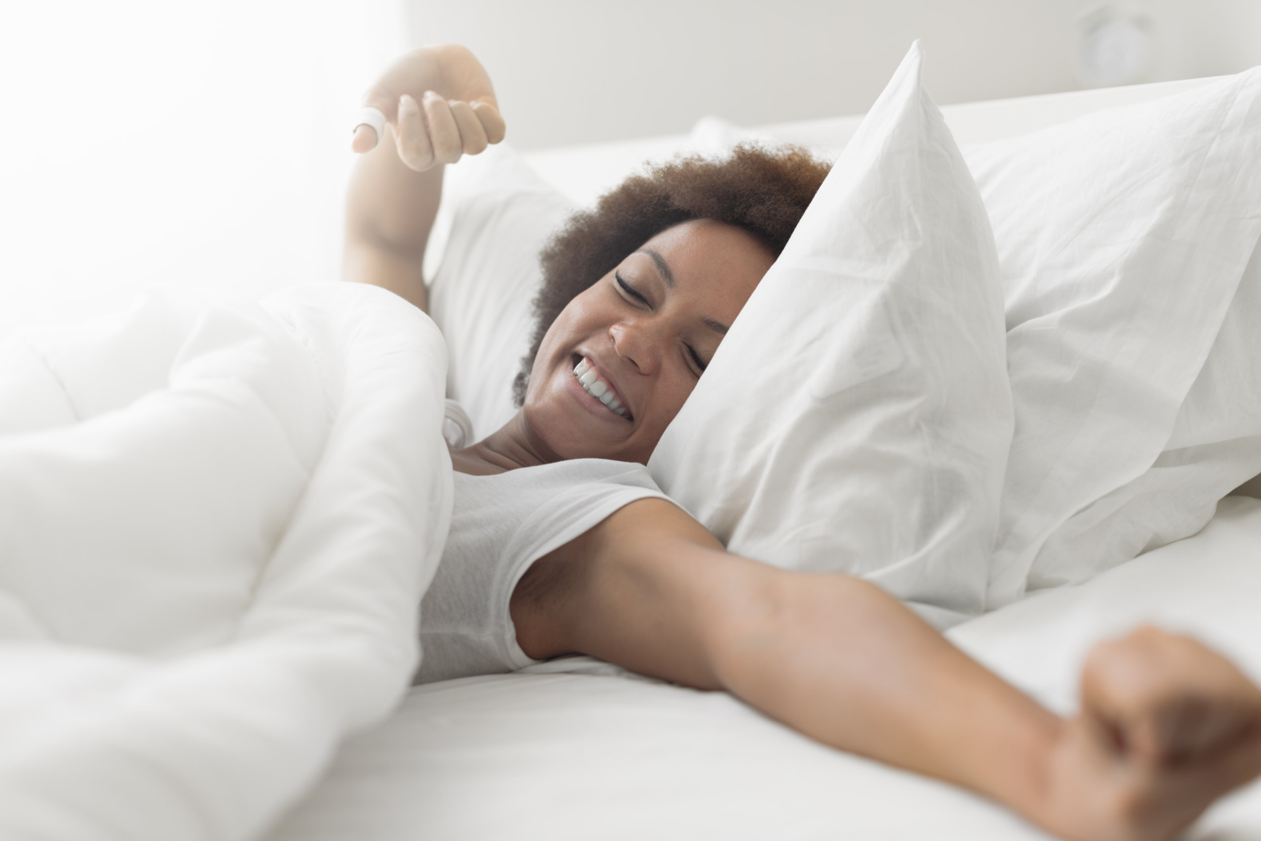 For a healthy heart, sleeping 6 to 7 hours each night is best - Study Finds