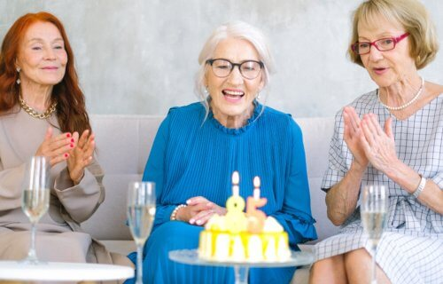 old person birthday